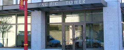 Entrance on 4th Avenue