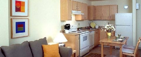Full size Appliances, including Dishwasher