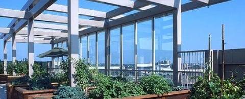 Residents Roof Gardens